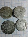 4 Польсько-литовські монети ., фото №6