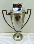 Зажигалка Кубок Коллекционная, Америка. U.S.S.A. V.BREV № 3477E. Клеймо, фото №2
