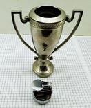 Зажигалка Кубок Коллекционная, Америка. U.S.S.A. V.BREV № 3477E. Клеймо, фото №7