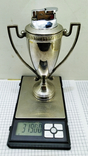 Зажигалка Кубок Коллекционная, Америка. U.S.S.A. V.BREV № 3477E. Клеймо, фото №8