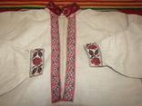 ЗахіднеПоділля. Старовинна вишита сорочка(чоловіча)., фото №4