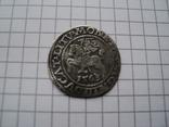 Полугрош 1563 год., фото №2