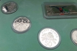 1997 Singapore Sterling Silver Proof Coin Set (1 - 5 Coin), фото №4