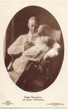 Кронпринц Германии с наследником., фото №2