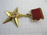 Орден Победы Герой Соцтруда копии, фото №10