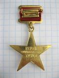 Орден Победы Герой Соцтруда копии, фото №11
