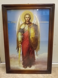 Большая икона Св. Архистратига Михаила, фото №2
