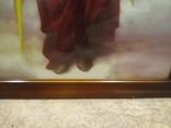 Большая икона Св. Архистратига Михаила, фото №6