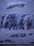 """""""Абстракция к.м. 46х40. 1996 г.  С Кириченко, фото №3"""