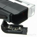Ультрафиолетовый портативный детектор валют карманный фото 6