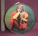 Барабан КЛОУН - детская игрушка из СССР., фото №3