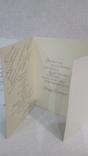 Открытки иностранные 5 шт + конверт, фото №7