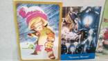 Открытки Болгарии разные 4 шт, фото №2