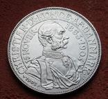 2 кроны 1903 г. Дания, серебро, фото №8