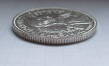 2 кроны 1903 г. Дания, серебро, фото №11