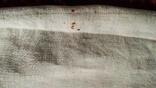 Старинная вышиванка черная нитка ( Сумщина), фото №12