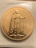 100 крон 1908г, фото №3