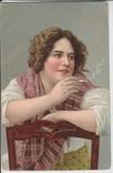 Девушка с сигаретой., фото №2