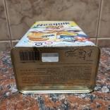 Коробка металлическая Несквик, фото №9