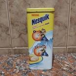Коробка металлическая Несквик, фото №11