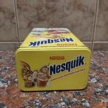 Коробка металлическая Несквик, фото №12