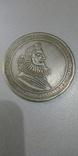 Траурная медаль Шварцбург 1576-1630 Карл Гюнтер 1, копия, фото №2