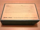 Аудиокассета Bell&Howell для записи звука при видеосъемке, фото №3
