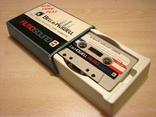 Аудиокассета Bell&Howell для записи звука при видеосъемке, фото №4