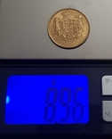 20 крон 1916 год ДАНИЯ золото 8,96 грамм 900`, фото №6