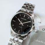 Часы мужские Calvin Klein - Swiss Made механика, ЕТА 2824-2, фото №2