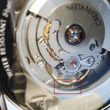 Часы мужские Calvin Klein - Swiss Made механика, ЕТА 2824-2, фото №5