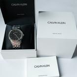 Часы мужские Calvin Klein - Swiss Made механика, ЕТА 2824-2, фото №7
