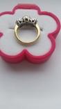 Кольцо. Золото бриллианты, фото №3