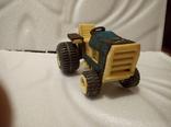 Трактор петруша. Игрушка производство ссср., фото №3