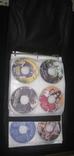 Альбом с дисками 66 штук (фильмы, музыка), фото №3