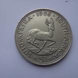 Южная Африка 1956 год. Копия., фото №3