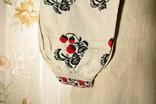 Старинная льняная сорочка, фото №4