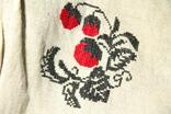 Старинная льняная сорочка, фото №7