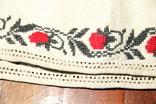 Старинная льняная сорочка, фото №10