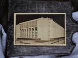 Старинная фотооткрытка: Project Gmachu Muzeum Narodowego w Krakowie. 1935 год., фото №3