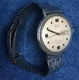Годинник Slava з Браслетом (Автомат), 26 каменів., фото №4