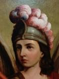 """Картина """"Святой Михаил"""",кон.18-нач.19 века, фото №3"""