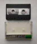 Аудиокассета Sony HF-S 46 (Jap), фото №2