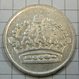50 оре 1956 серебро, фото №3