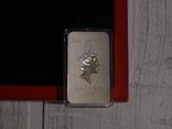 Православные святыни - Икона НЕУПИВАЕМАЯ ЧАША - серебро 999, 2 доллара, фото №4