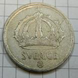 50 оре 1947 серебро, фото №3