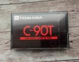 Аудиокассета TOSHIBA C-90T, фото №2