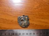 Брелок СССР Птица Сирин, фото №2