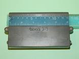 Коробка СССР для 4 батареек элемент 373-R20, фото №3