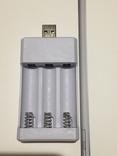 Зарядное устройство для аккумуляторных батареек, фото №2